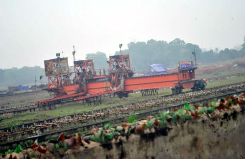 Dự án thành đống sắt gỉ vẫn xin thêm nghìn tỷ trả nhà thầu Trung Quốc