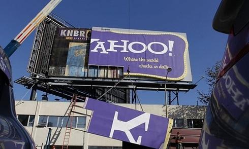 Yahoo - tượng đài đang 'rơi tự do'