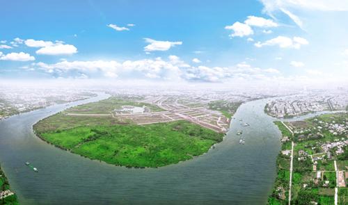 Với địa thế sông nước hữu tình kết hợp các mảng xanh nhân tạo, cư dân Van Phuc Riverside City sẽ hưởng trọn không gian sống trong lành.