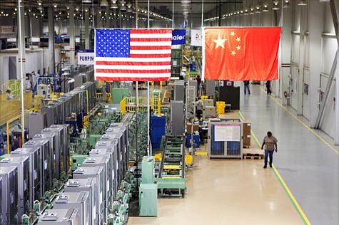 Trung Quốc đổ hàng chục tỷ USD vào Mỹ