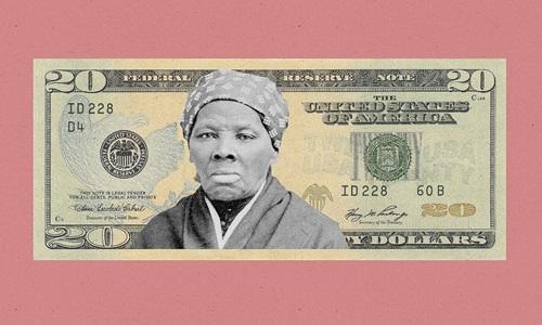 Mỹ đưa ảnh phụ nữ da màu lên tờ 20 USD