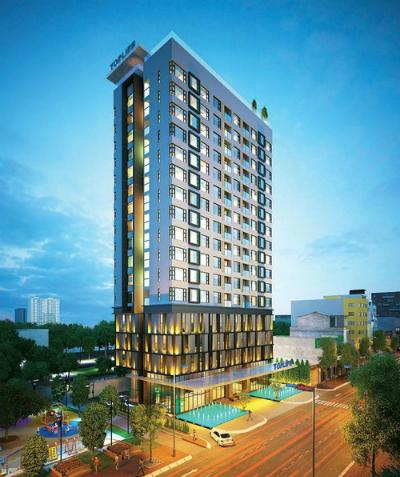 H01 JPG 4384 1461225432 1724 1461226270 Giới địa ốc hào phóng chia lợi nhuận với người mua căn hộ dự án