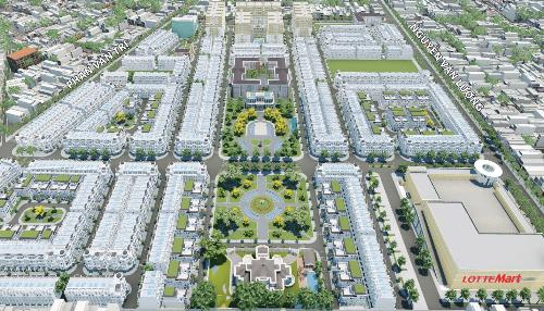 Image ExtractWord 0 Out 9739 1461833950 Dự án khu phức hợp và thương mại hơn 6.000 tỷ đồng khu Tây Bắc Sài Gòn