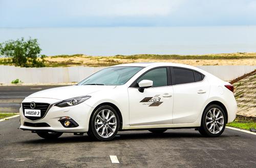 Cục đăng kiểm yêu cầu triệu hồi Mazda3 tại Việt Nam 1