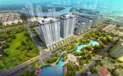 Trong tháng 5 này, khu căn hộ Le Jardin tọa lạc trong khu Nam Viên sẽ ra mắt thị trường. Toàn dự án chỉ có 225 căn hộ, 8 cửa hàng và 8 penthouse.