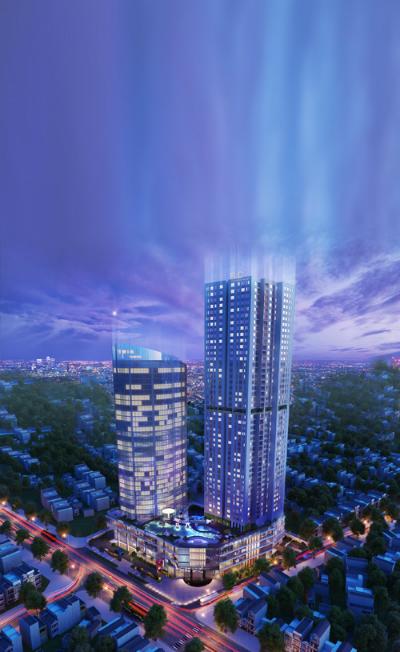 FLC Twin Towers  - Một trong những dự án xanh, cao cấp, thông minh của Tập đoàn FLC