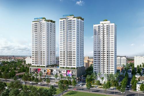 Hình ảnh phối cảnh dự án Rivera Park Sài Gòn.