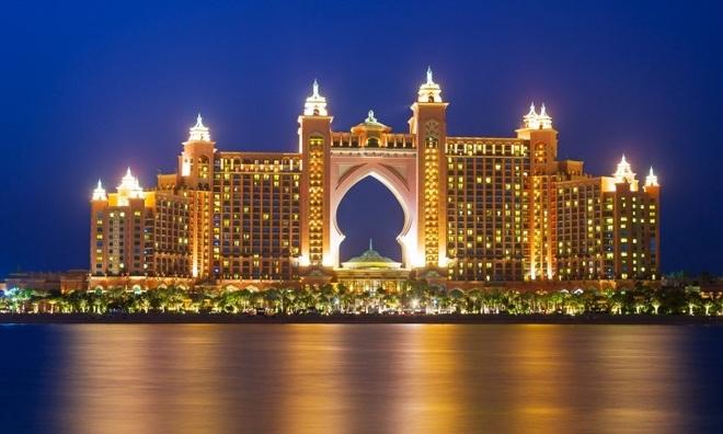 10 cách điên rồ để 'đốt tiền' tại Dubai