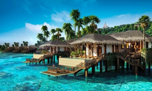 Premier Village Phu Quoc Resort của Sun Group.