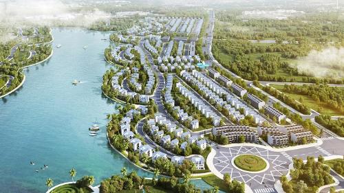 24 5 201658 158416119 9020 1464078929 Khu đô thị sinh thái đầu tiên ở phía Tây Hà Nội