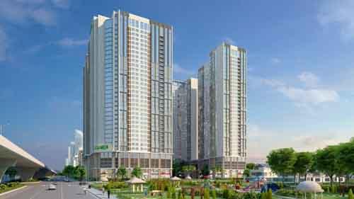 khách hàng chỉ cần có 25% giá trị căn hộ, tương đương khoảng 450 triệu đồng se mua được nhà cao cấp Eco-Green City tại tuyến đường giao thông huyết mạch của Thủ đô Hà Nội