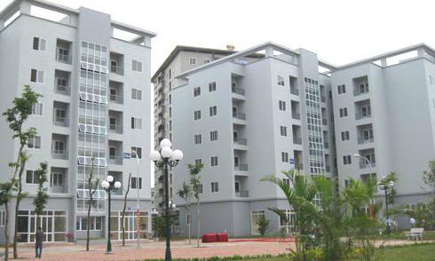 Mua nhà ở xã hội được vay lãi suất 4,8% một năm
