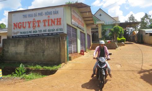 Thêm một đại lý nông sản ở Gia Lai vỡ nợ