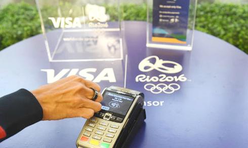 Vận động viên quẹt nhẫn trả tiền tại Olympic Rio 2016