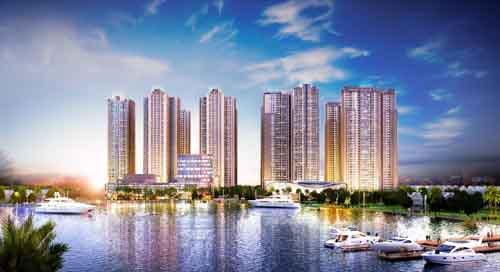 Goldmark City 136 Hồ Tùng Mậu nhận giải thưởng tại hạng mục Dự án chung cư cao cấp tốt nhất Hà Nội