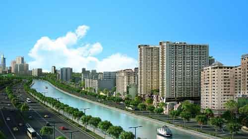 The GoldView 346 Bến Vân Đồn nhận giải thưởng cho hạng mục Dự án chung cư cao cấp tốt nhất Hồ Chí Minh