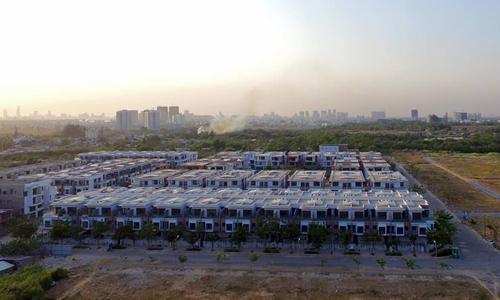 a tb biet thu nha lien ke 2 6428 1467609164 Nhu cầu nhà phố, biệt thự ở TP HCM dự báo tăng trên 100%
