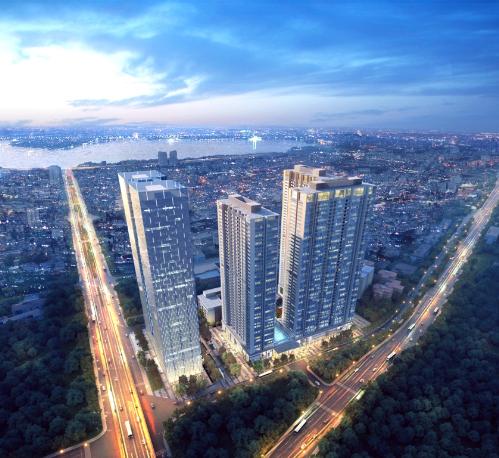 6 7 201628 2311 1467858387 Hai yếu tố gia tăng giá trị cho dự án Vinhomes Metropolis