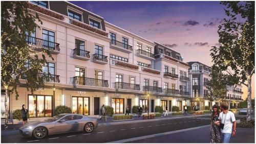 7 7 201612 3012 1467875867 Sắp mở bán khu phố Tây tại dự án Vinhomes Dragon Bay