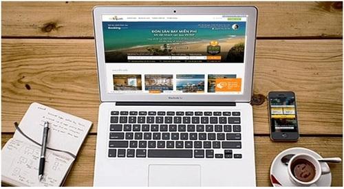 [Vntrip.vn - một startup Việt hoạt động trong lĩnh vực đặt phòng khách sạn trực tuyến vừa được rót 3 triệu USD từ chuyên gia của Alibaba.