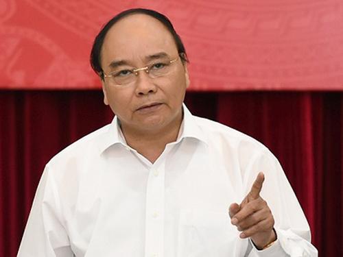 Thủ tướng Nguyễn Xuân Phúc yêu cầu Bộ Công Thương cần cơ cấu lại bộ máy cồng kềnh.