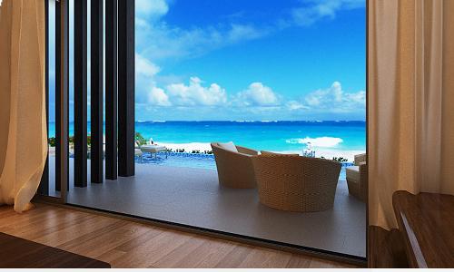 Tầm nhìn hướng biển đẩy giá biệt thự nghỉ dưỡng