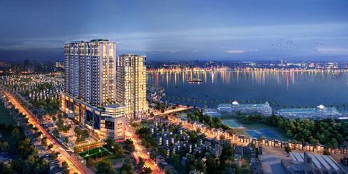 dự án Sun Grand City Thuy Khue Residence do Sun Group làm chủ đầu tư tại số 69B Thụy Khuê, Hà Nội.