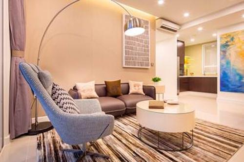 Chính thức khai trương căn hộ mẫu thông minh của Novaland tại Tân Phú vào ngày 30-31/07/2016