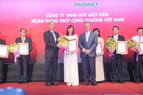VBI vào top 10 công ty bảo hiểm uy tín Việt Nam