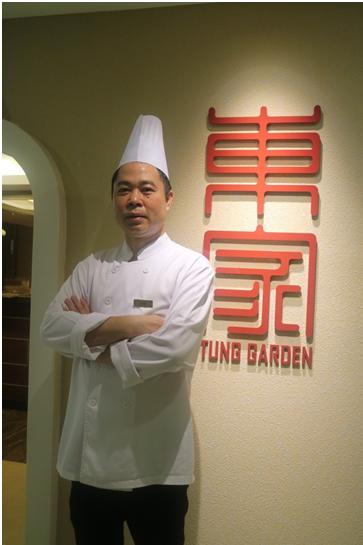 Bếp trưởng Chau Chan Fun.