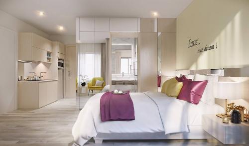 1 8 201615 524159502 4952 1470107483 DỰ án Coco Skyline Resort tích hợp công nghệ thông minh trong căn hộ
