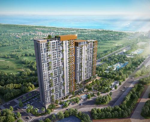 1 8 201659 2136 1470107483 DỰ án Coco Skyline Resort tích hợp công nghệ thông minh trong căn hộ