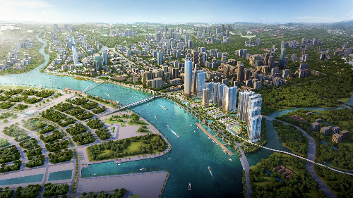 17 8 201651 8550 1471408335 Mua căn hộ dự án Vinhomes Golden River có cơ hội nhận ôtô gần 7 tỷ