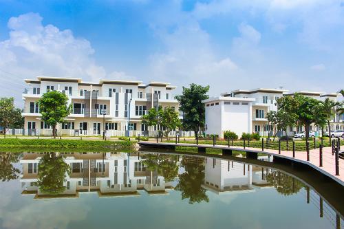 Melosa Garden vừa là nơi an cư, vừa là kênh đầu tư an toàn.