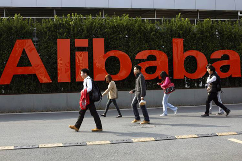 Mạng xã hội tiềm năng trong ứng dụng của Alibaba