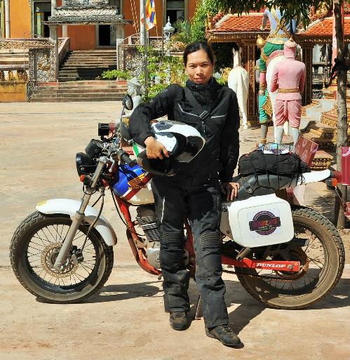 nữ CEO Việt trên đất Campuchia