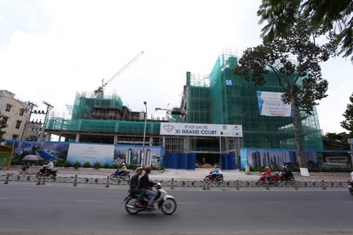 Dự án chung cư Xi Grand Court cam kết trao sổ hồng sau 9 tháng giao nhà