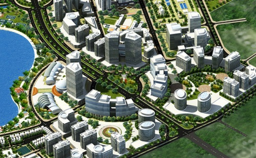 Local group wants to build giant software park in Hanoi