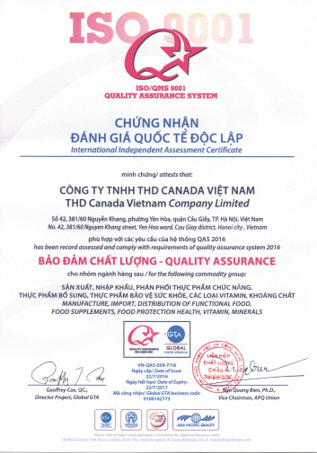thd-canada-dat-chung-nhan-chat-luong-quoc-te-doc-lap