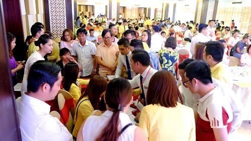 Coco Riverside City cuốn rất đông khách khứa dính dáng tốt nơi dành quyền mua tham dự án - Công ty Phú Gia Thịnh. Hotline: 0905 42 55 55.
