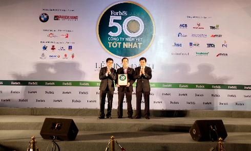 Bảo Việt vào top 50 doanh nghiệp niêm yết tốt nhất Việt Nam