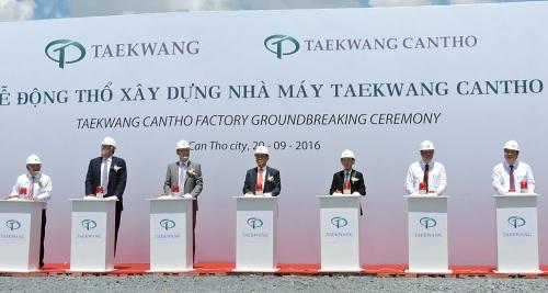 tap-doan-taekwang-xay-dung-nha-may-170-trieu-usd-tai-can-tho