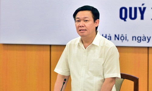 Phó thủ tướng yêu cầu xem xét bỏ trần lãi suất