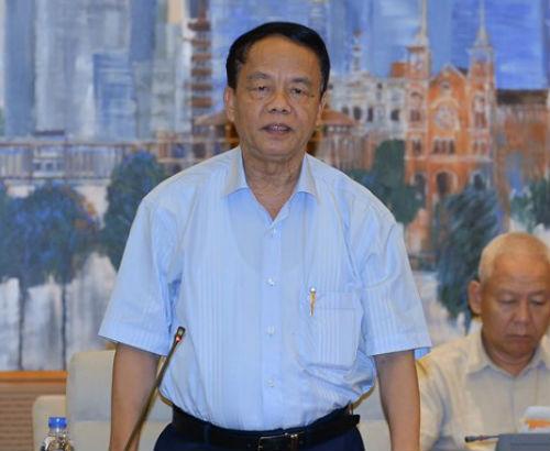 Ông Võ Trọng Việt: 'Kiểm toán trên trời, tham nhũng dưới đất nên ít gặp nhau'