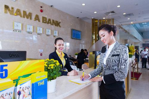 11.000 quà tặng cho khách giao dịch tại Nam A Bank