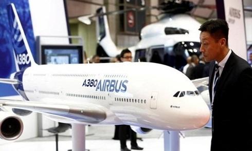 Airbus muốn đoạt lại ngôi vương từ Boeing
