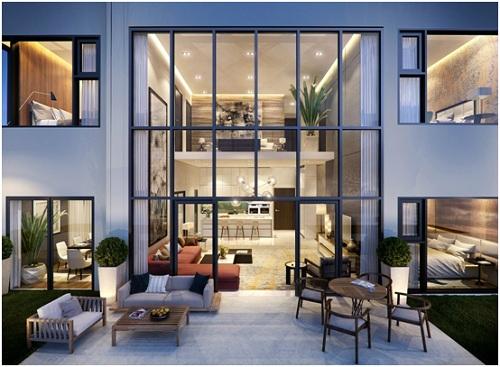 Dự án căn hộ cao cấp này sẽ được bàn giao vào quý IV/2017