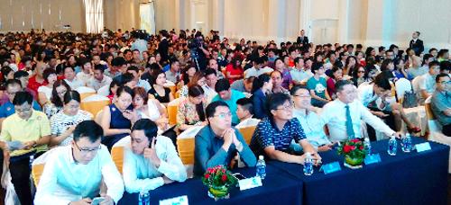 Căn hộ 2 tỷ đồng của Phú Mỹ Hưng 'cháy hàng' trong lần đầu chào bán