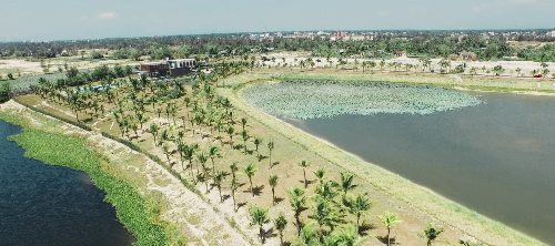 Kinh doanh từ nhà phố chỉ với 1,6 tỷ đồng tại FPT City Đà Nẵng