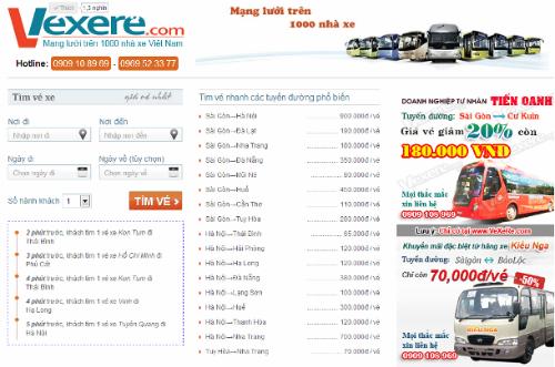 Qũy đầu tư Nhật Bản CyberAgent Ventures vừa chính thức thông báo đầu tư vòng hai vào công ty Vexere - một start-up Việt Nam vận hành website đặt vé xe khách trực tuyến vexere.com.  Cùng tham gia với CyberAgent Ventures lần này còn có quỹ đầu tư Pix Vine Capital của Singapore.  Theo CyberAgent Ventures, số vốn đầu tư sẽ được dùng để thúc đẩy công ty khởi nghiệp này phát triển cả về người dùng lẫn đối tác.  CyberAgent Ventures cũng cam kết sẽ góp phần nâng cao giá trị của Vexere bằng cách tận dụng các nguồn lực của CyberAgent.